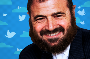 Meet The Orthodox Rabbi Fighting Pedophiles With Twitter