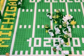 Viral Legos: Meet The Man Making Sports Video Magic