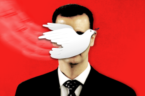 Peace Guitarist Becomes Assad Regime YouTube Troll Star