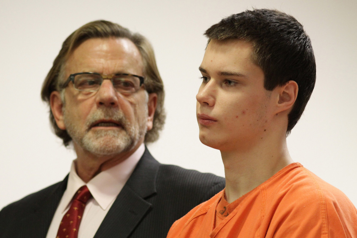 harris moore crime spree A two-year crime spree reportedly got out of his work-release program  a  judge sentenced colton harris-moore in 2012 to seven years in.