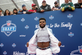 Ezekiel Elliott Is The Most Hyped Rookie In Fantasy Football History