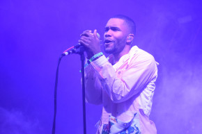 Frank Ocean's 'Blonde' Debuts At Number One On Billboard Charts
