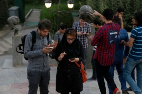 Iran Detains 450 People For 'Immoral' Social Media Use