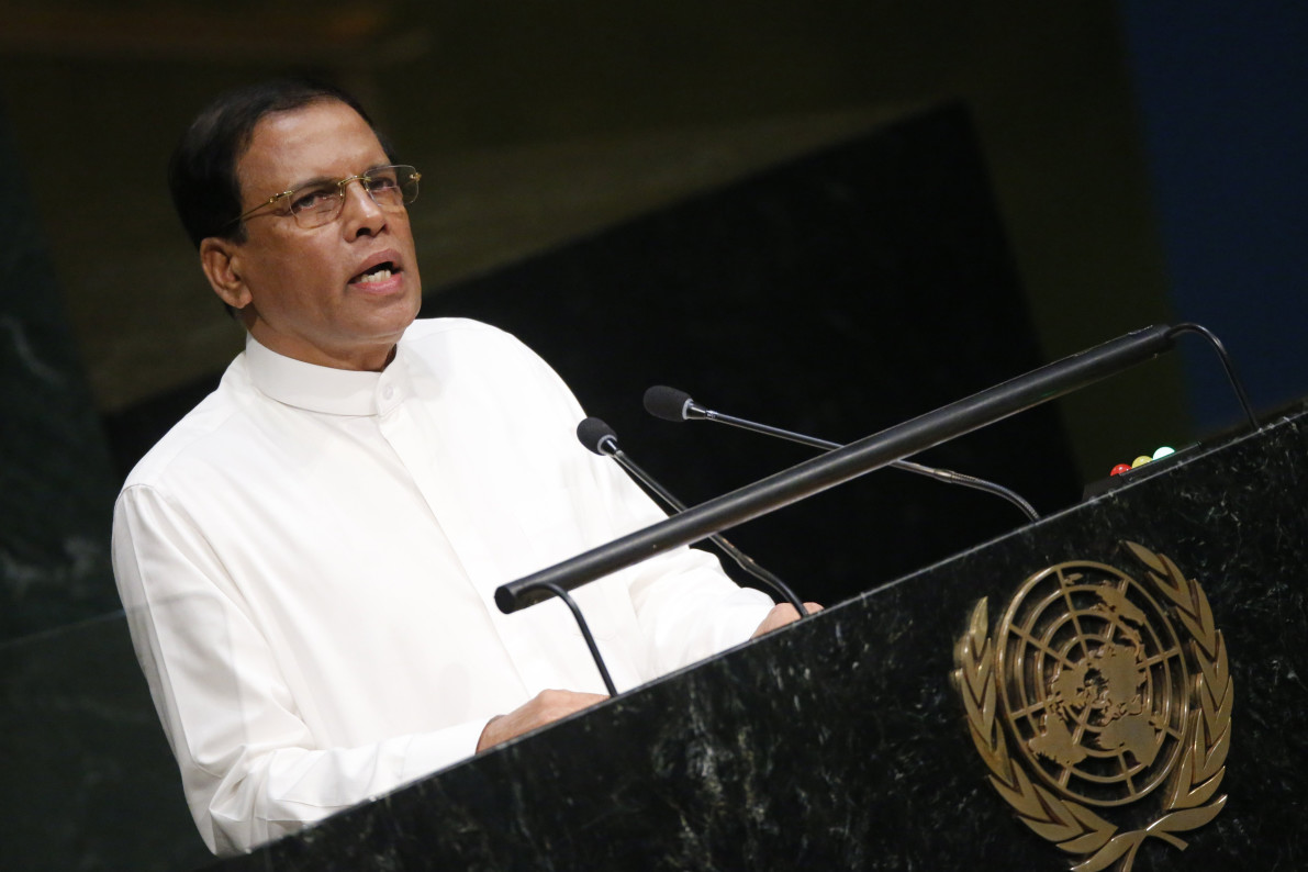 Teen arrested for hacking Sri Lankan's President's website