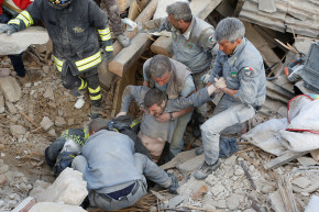 Italians Organizing Online To Help Earthquake Victims