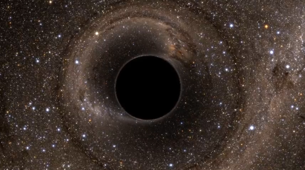 What Happens When Black Holes Collide - Vocativ