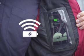 Your Jacket Could Be Your New Phone Charger