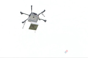 Unfair: Kiwis Get To Test Out Drone Pizza