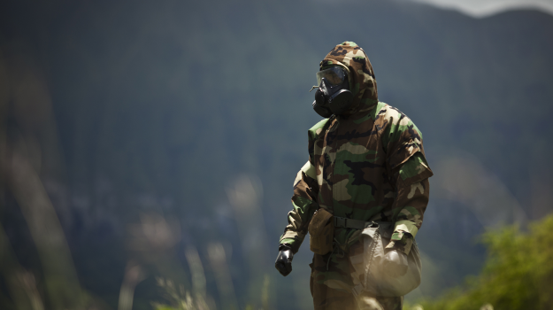 The U S Military Is Crowdsourcing A Biohazard Suit Vocativ
