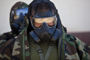 The U.S. Military Is Crowdsourcing A Biohazard Suit