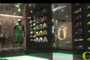 Oregon's New Sports Performance Center Is A Shiny Joke