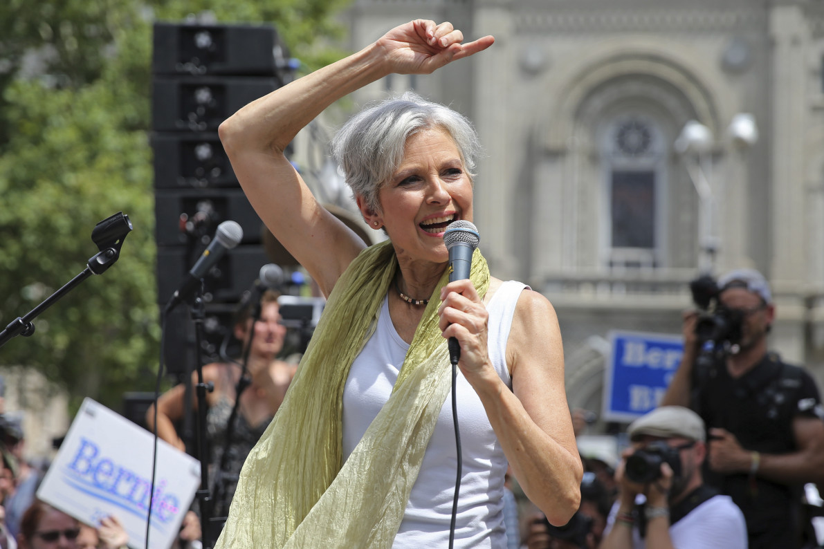 Coders For Jill Stein Want To Capture Some Of The Sanders