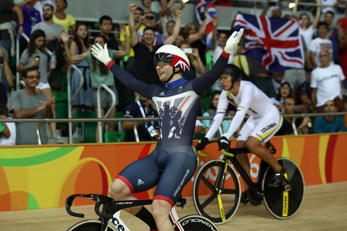 Rio Olympics Commentator Makes Sexist Remark to Gold Medalist Laura Trott