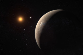 Potentially Habitable Planet Discovered Only 4.2 Light-Years Away