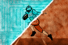 Female QBs And Robot Coaches: How Football Imagined Its Future
