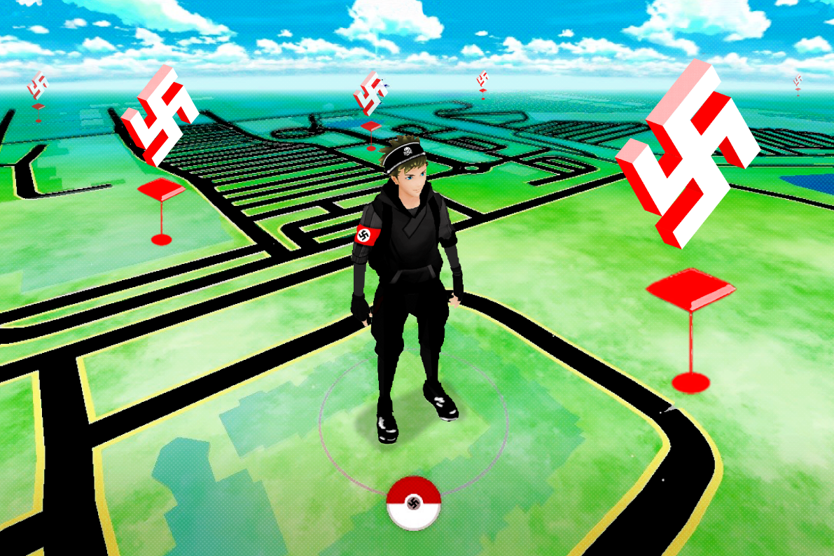 Alt-Right Recruiting Kids With 'Pokémon Go Nazi Challenge ...