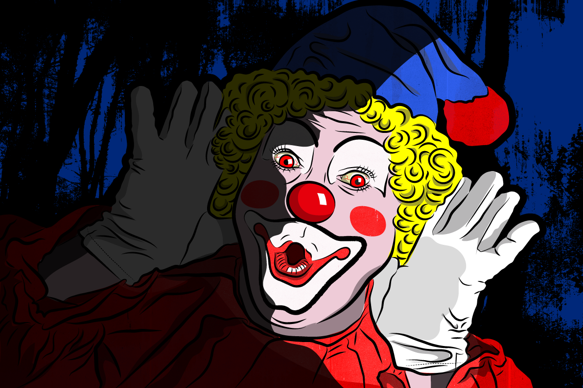 phantom clowns u201d have been terrorizing the u s since 1981 vocativ