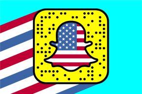 Trump's Debate Night Filter Steps Up The Political Snapchat Wars
