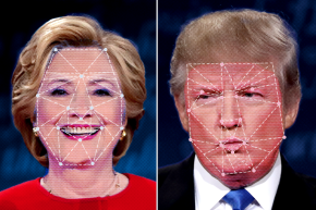 Presidential Debate: Here's How The Candidates Really Reacted