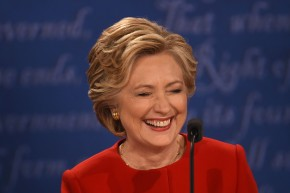 Hillary Clinton Again Failed To Smile Exactly The Correct Amount