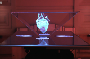 BBC Prototypes Its Own Holographic TV