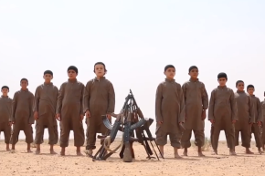 ISIS Proudly Presents Its Child Soldiers In New Video