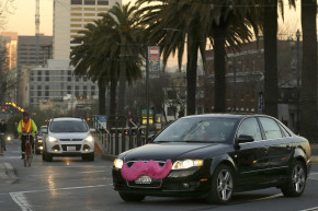 Lyft Celebrates Driver Who Went Into Labor While Working