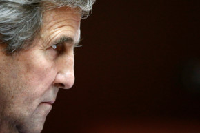 Hamstrung By Obama, John Kerry Struggles To Ink Peace Deal In Syria