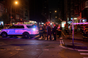 Dozens Reported Injured In Explosion In Chelsea