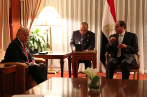 Trump Met With Egypt's President, Infuriated Egyptians