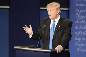 'Healthiest Ever' Trump Sniffles Lead to Speculation During Debate