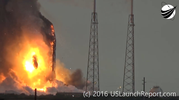 SpaceX plans return to space by November, 3 months after blast