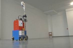 This Robot Building Inspector Can Do The Job In Half The Time