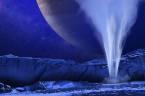 NASA Spots Water Plumes On Jupiter's Moon