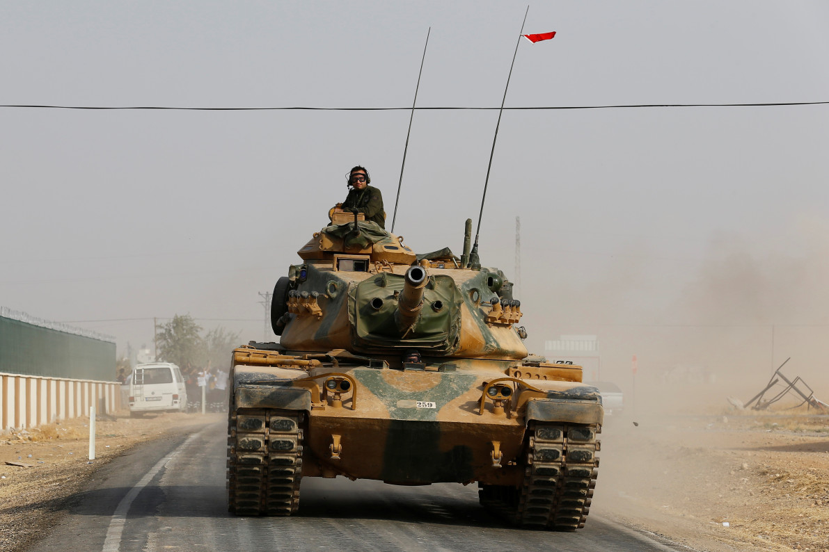 Russian general's visit 'very productive' - Turkish military sources