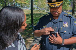 Boston Police Finally Forced To Put On Body Cams