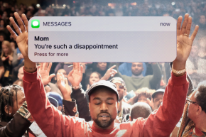 iPhone Lock Screens Will Never Be The Same Thanks To Kanye
