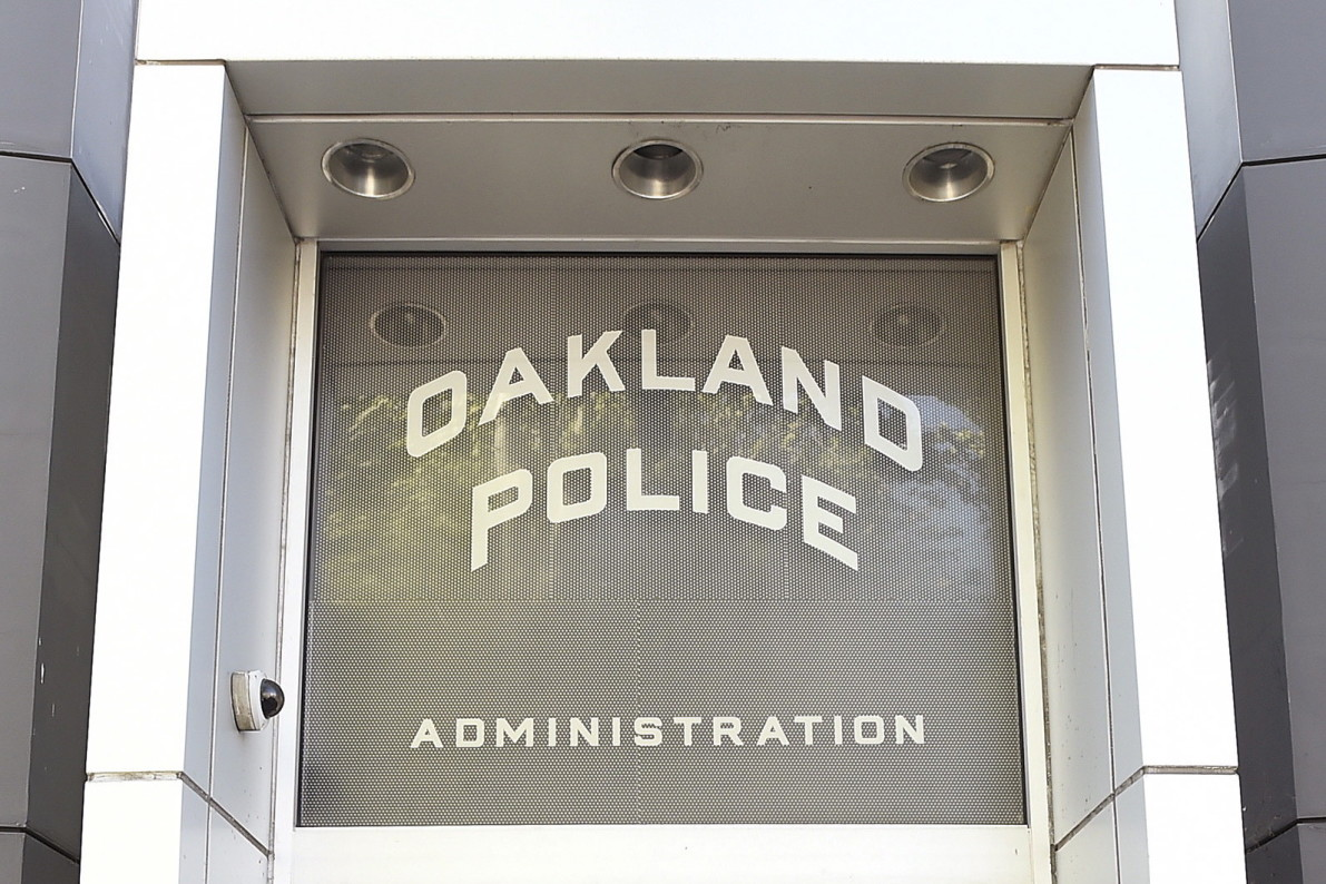 Police officers face charges in Oakland sex scandal