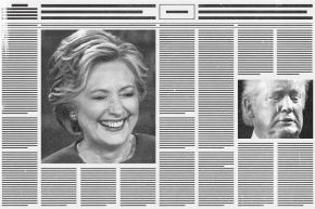 Trump Gets First Newspaper Endorsement