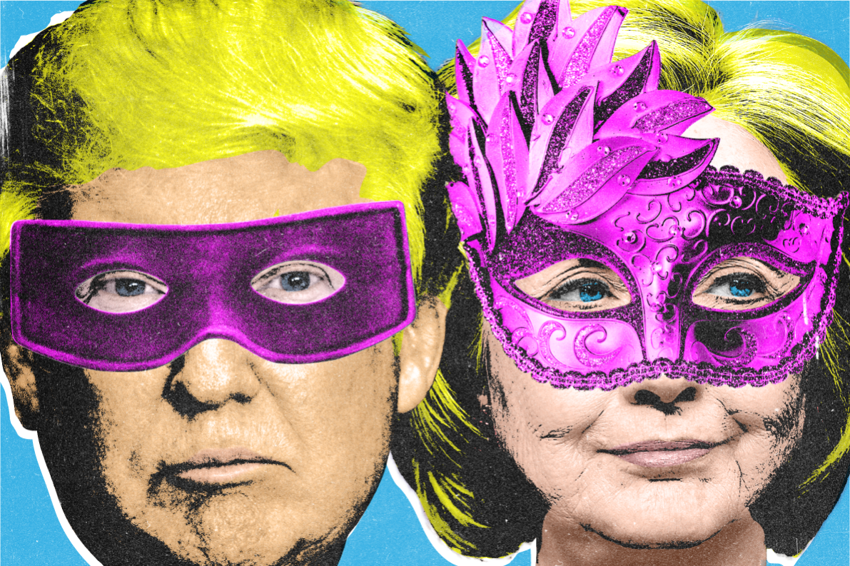 Forget Polls: Halloween Masks And Football Predict The Election ...