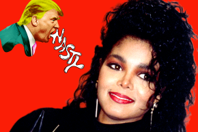 Janet Jackson Is The Unlikely Benefactor Of Trump's 'Nasty' Insults