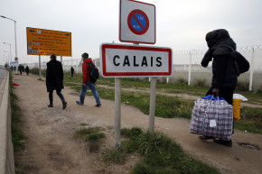 France Prepares To Clear Calais 'Jungle' Camp