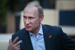The Russian Doping Scandal Isn't Over, So Says Vladimir Putin