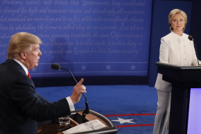 Trump's 'Nasty Woman' Slam Backfires Bigly