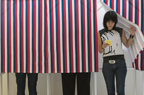 Where You Can And Can't Take Ballot Selfies