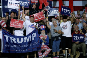 Donald Trump Supporters Stand By Him On Social Media