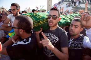 Fish Seller's Death Prompts Protests In Morocco