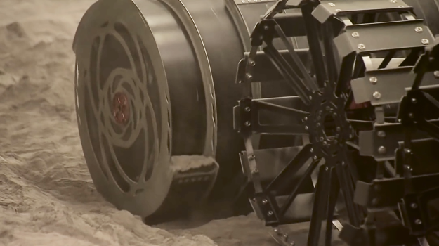 NASA Is Working On A Robot To Mine Mars - Vocativ