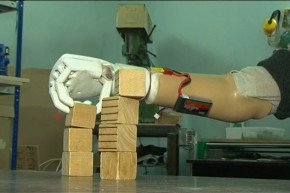 Man Makes DIY Prosthetic Arm For His Dad