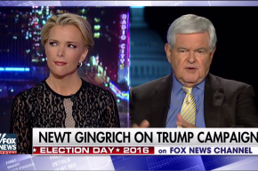Newt Gingrich Learned Not To Step To Megyn Kelly On Her Own Show